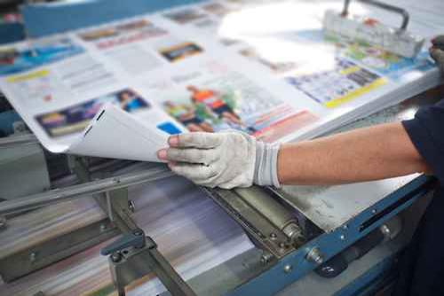 Export PDF format imprimeur