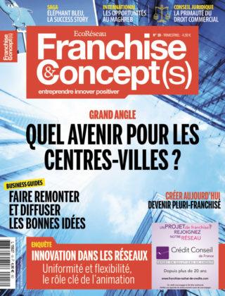 Franchise &#038; Concept(s) <br> n°18 &#8211; Mars/Avril/Mai 2018