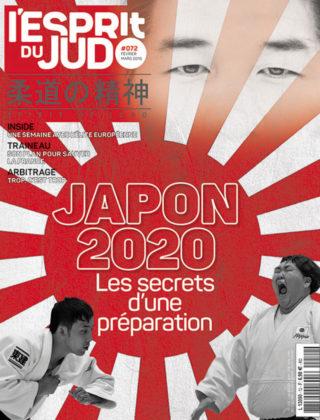L&#8217;Esprit du judo <br>n°72 &#8211; Février/Mars 2018