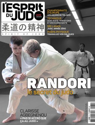 L&#8217;Esprit du judo <br>n°74 &#8211; Juin 2018