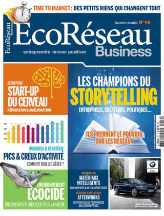 EcoRéseau Business <br> N°46 &#8211; Dec.Janvier 2018
