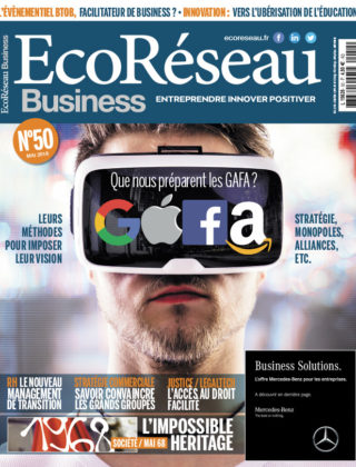 EcoRéseau Business <br> N°50 &#8211; Mai 2018