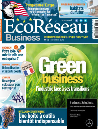 EcoRéseau Business <br> N°55 &#8211; Novembre 2018