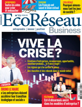 EcoRéseau Business <br> N°73 – Octobre 2020
