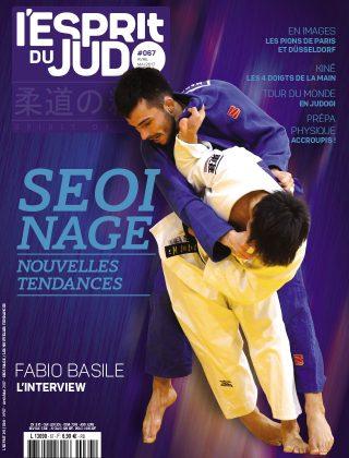 L&#8217;Esprit du judo <br>n°67 &#8211; Avril/Mai 2017