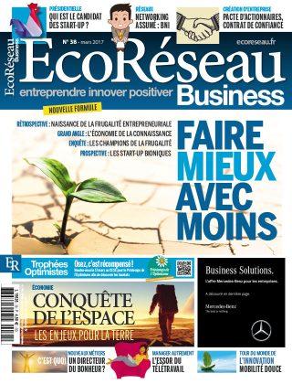 EcoRéseau Business <br> N°38 &#8211; Mars 2017