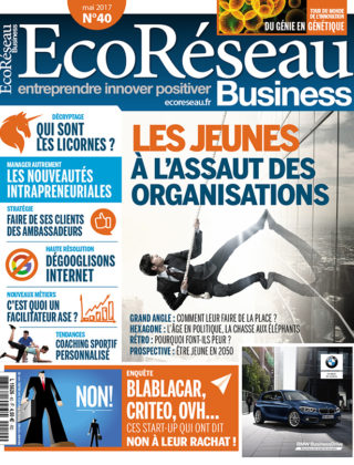 EcoRéseau Business <br> N°40 &#8211; Mai 2017