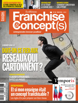 Franchise &#038; Concept(s) <br> n°20 &#8211; Sept./Oct.Nov. 2018
