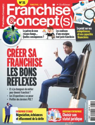 Franchise & Concept(s) <br> n°31 – Juil.-Août-Sept. 2021