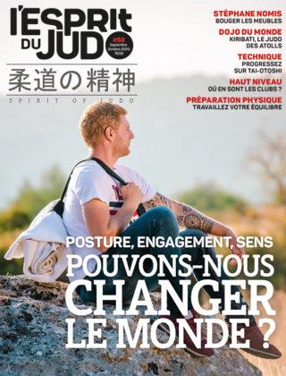 L'Esprit du judo <br>n°88 – Sept. / Oct. 2020