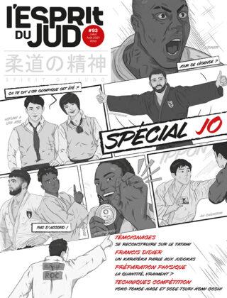 L'Esprit du judo <br>n°93 – Juillet-Août 2021