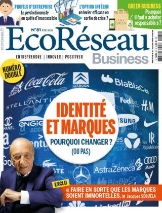 EcoRéseau Business <br> N°81 – Juillet-Août 2021
